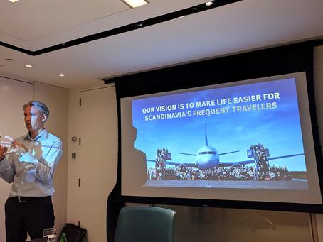Innovations at SAS: Presentation by Max Knagge, May 18