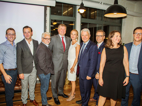 Nordic Innovation House in New York is now open