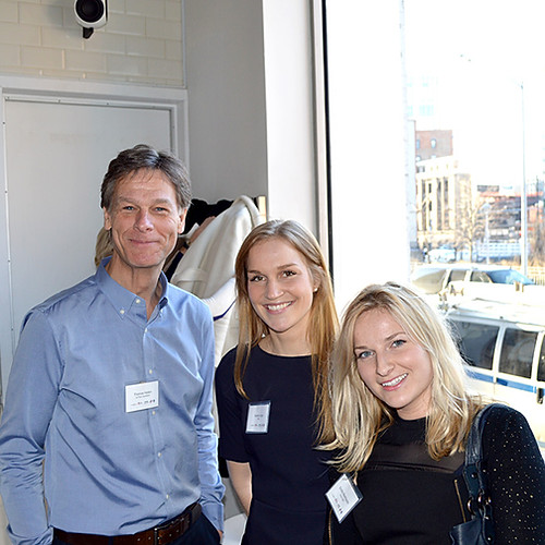 Nordic Forum Aquavit Tasting and Networking Event