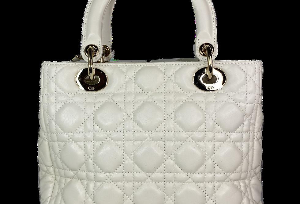 Dior Lady white