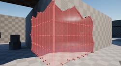 Armory B - Broken Wall (Selected)