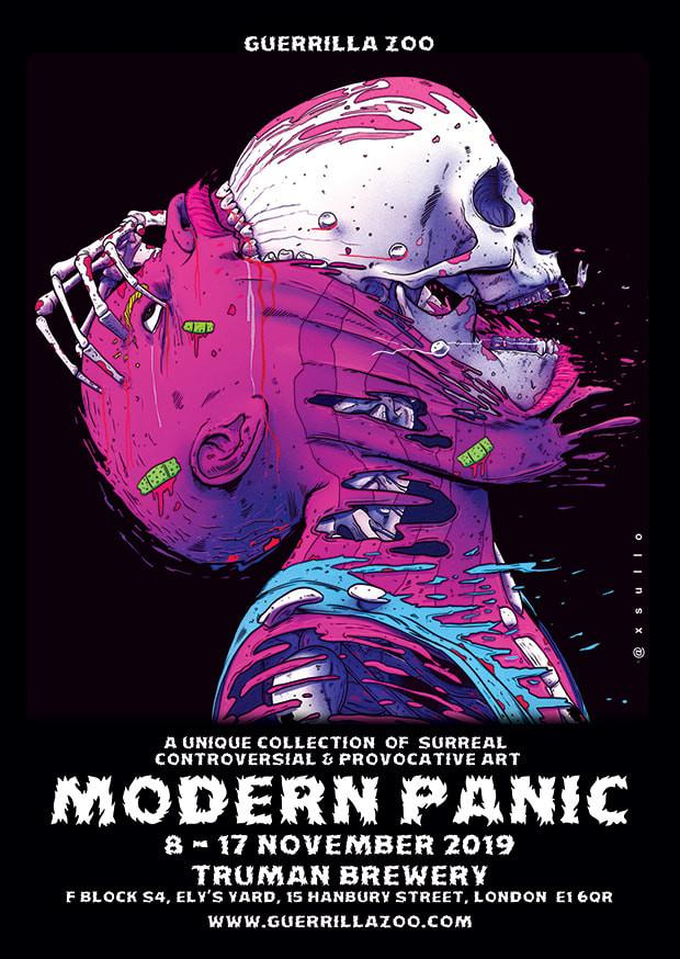 Modern Panic X