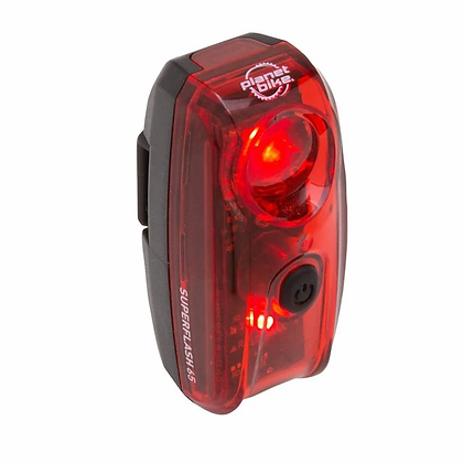 PLANET BIKE SUPER FLASH 65REAR TAIL LIGHT
