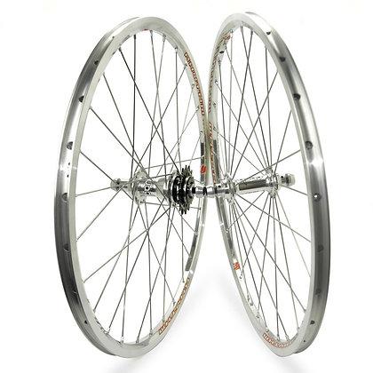 "Crupi Mini 20 x 1-1/8"" Wheels ( Pick Your Color )"