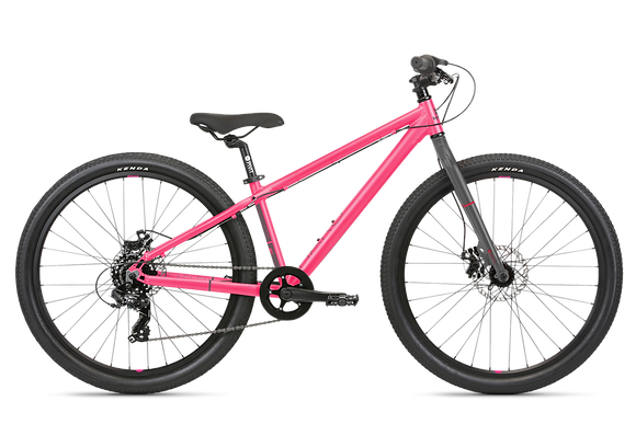 "2021 HARO Beasley 26"" Pink"