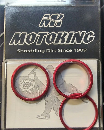 MotoKing USA Headset Spacers 1-1/8""