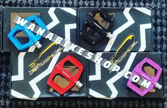 BOMBSHELL BMX MICRO PUMP PEDALS ( Pick Your Color )