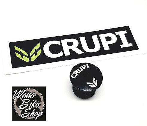Crupi Bmx Pro, Expert Crank Bolt for 2 Piece Cranks