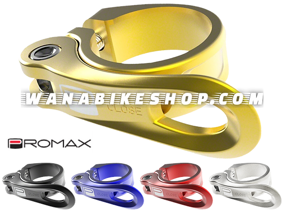 Promax Quick Release 31.8mm Seat Clamp