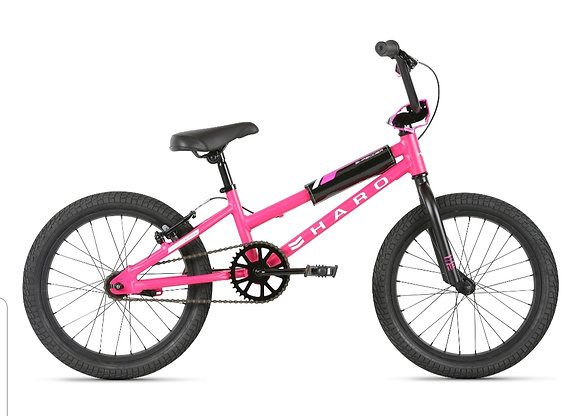 2021 HARO Shredder 20 Girls Bicycle Pink