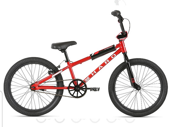 2021 HARO Shredder 20 Boys Bicycle Red