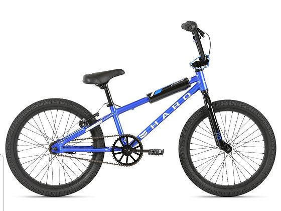 2021 HARO Shredder 20 Boys Bicycle Blue