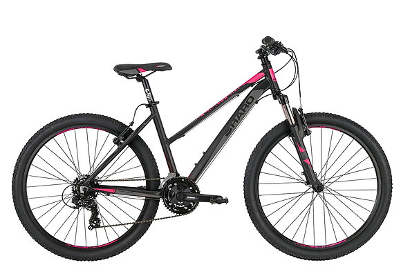 2019 HARO FLIGHTLINE 1 ST MOUNTAIN BIKE LADIES SIZE 14""