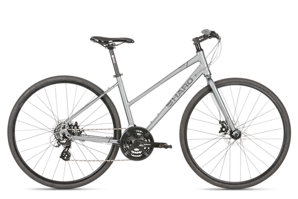 2019 Haro Aira Sports Hybrid Silver Size 17""