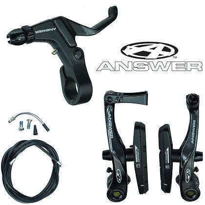 Answer Brake Kit ( Pick Size & Color )