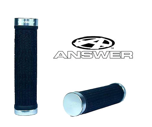 Answer Lock On Grips ( Pick Your Size & Color )