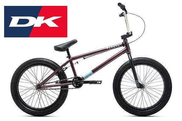 2021 DK CYGUS 20 BMX STREET BICYCLE - PURPLE