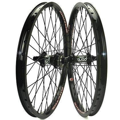 Crupi Pro 20 x 1.75 Wheels ( Pick Your Color )