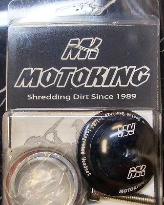 MotoKing USA MXR Integrated Headset 1-1/8