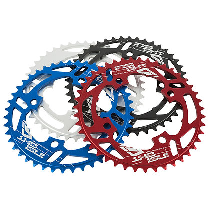 Insight Bmx 4 Bolt Chain Ring ( Pick Your Size & Color )
