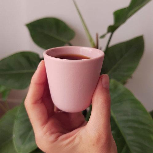 Copo espresso [rosa claro]
