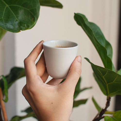 Copo espresso [branco]