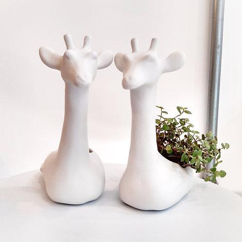 Vaso Girafa [branco]