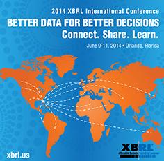 2014 XBRL International Conference