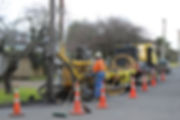 residential rock drilling borehole soakage atlas copco