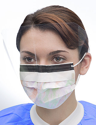 VALUMAX  Ultra 3-in-1 Sensitive Masks