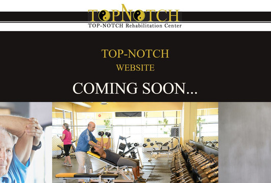Top-Notch.ca (Landing Page)
