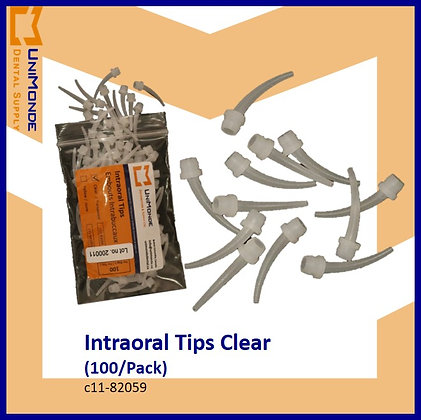 Intraoral Tips Clear