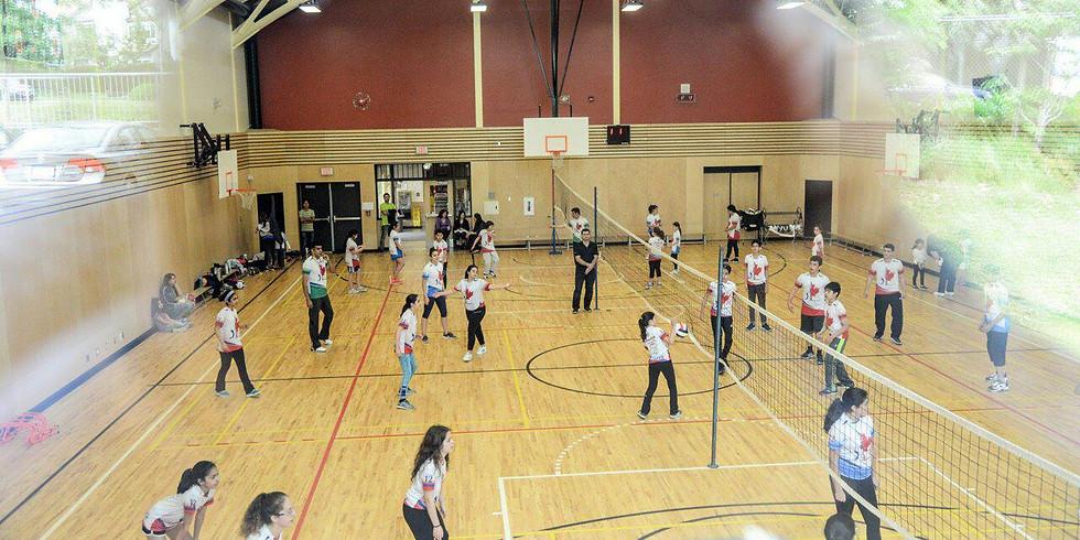 Volleyball Season Prep Camp  (Session 1)