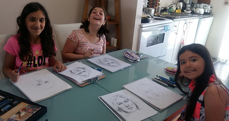 Drawing Class for Kids