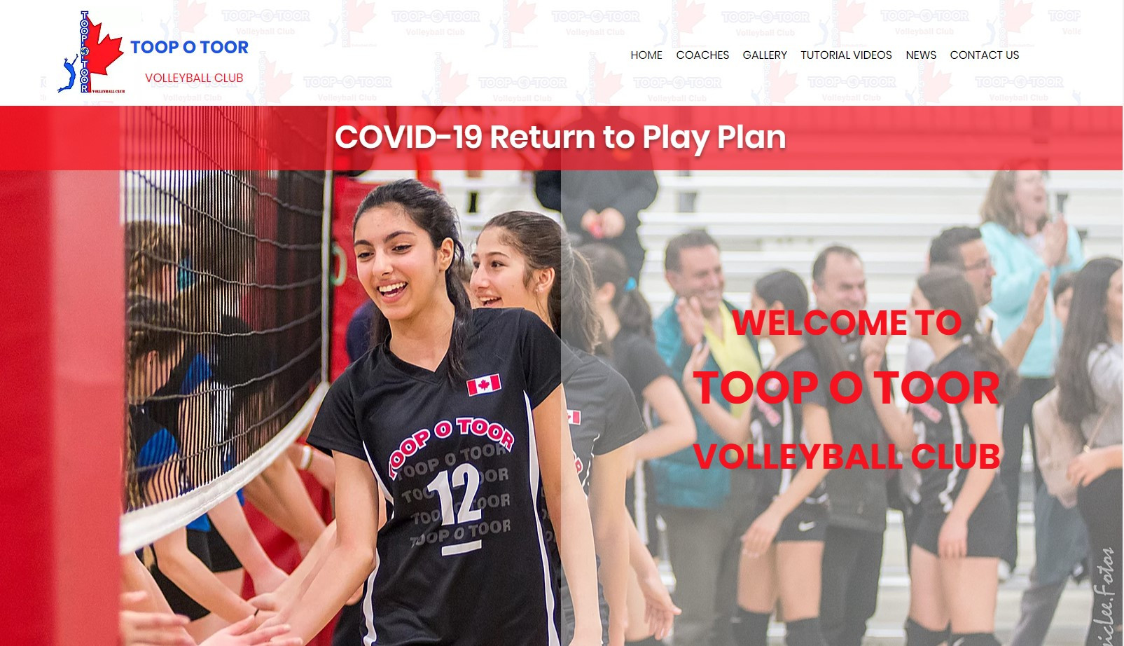 Toop-O-Toor Volleyball Club