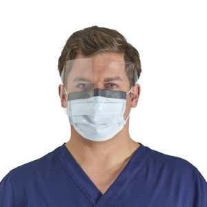 Level 3 Fog-Free Procedure Mask with SO SOFT Lining