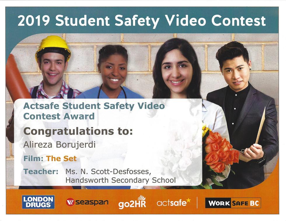 Work Safe BC-2019