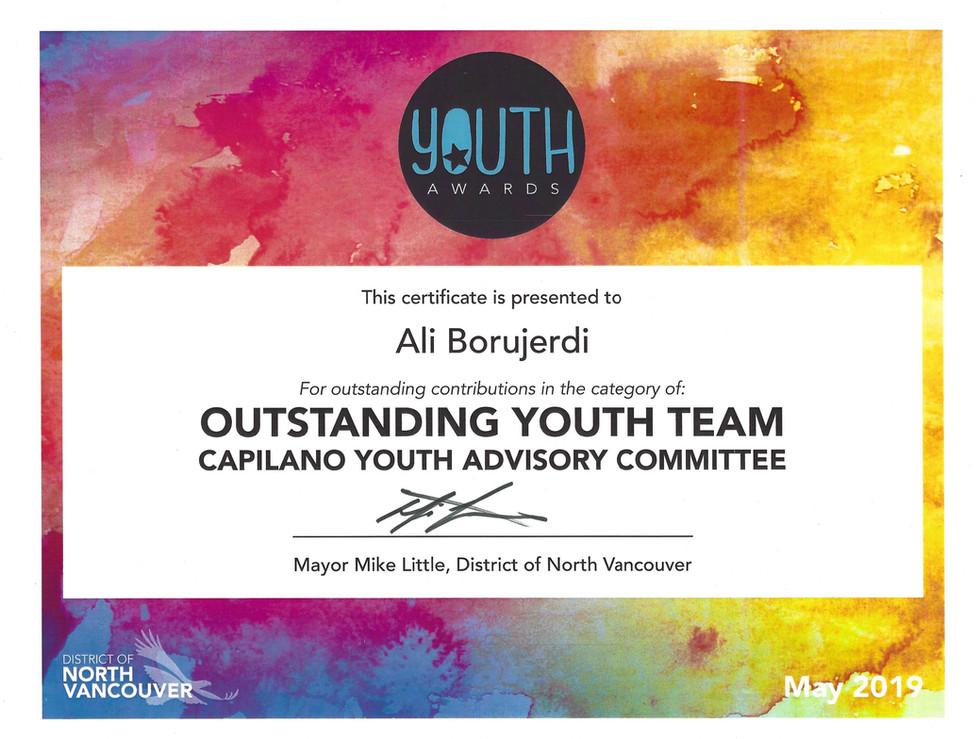 DNV - Youth Award