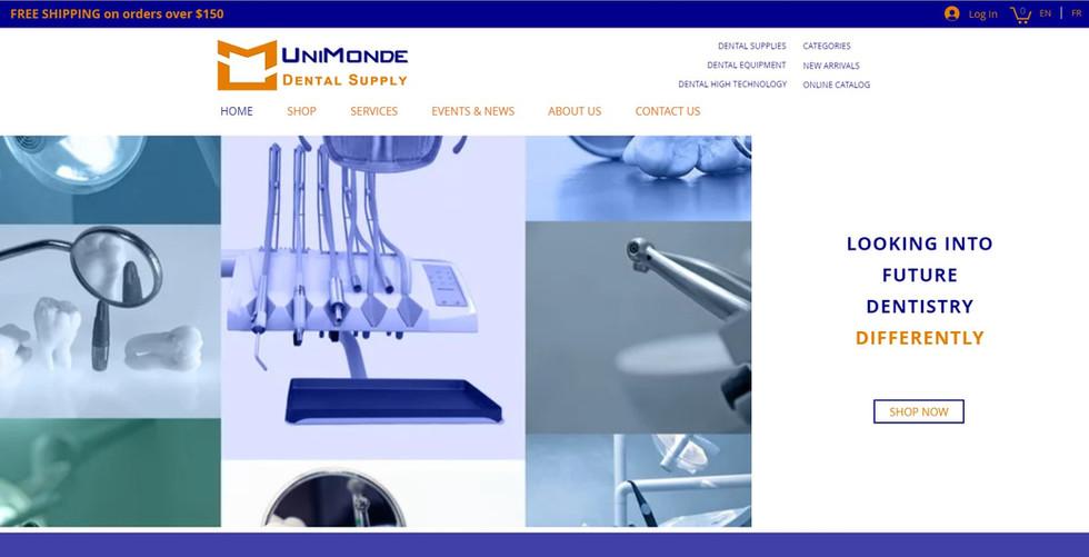 UniMonde Distribution & Supply Ltd