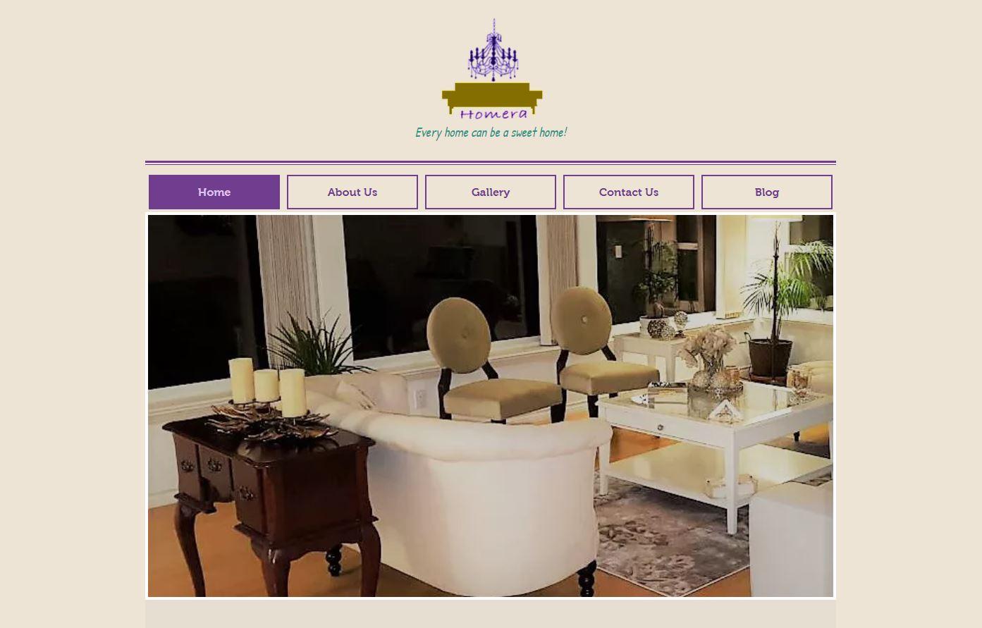 HomEra (Temp Website)