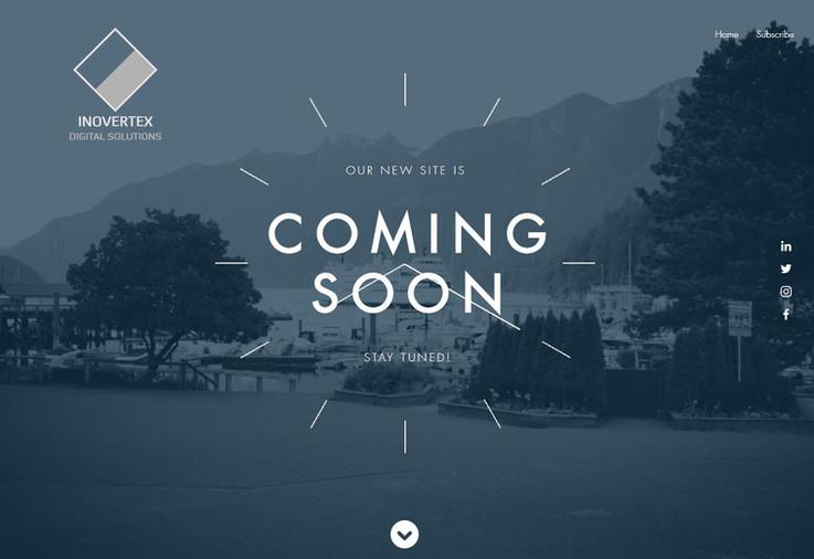 Inovertex.ca (LandingPage)