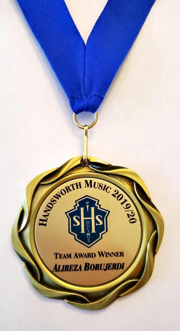 Music Team Award-2019_20