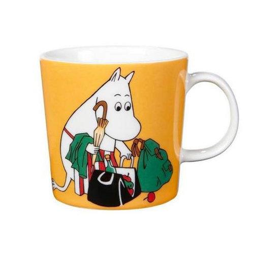 Moomin mug, Moominmamma, Moominmamma mug