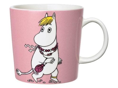 Moomin mug, Snorkmaidedn, Snorkmaidedn mug