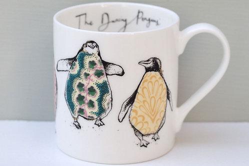 """""""Dancing Penguins""""  Mug"""