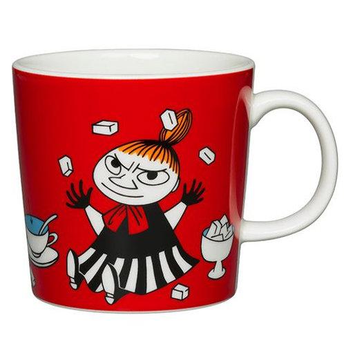 "Moomin ""Little My Red"" Mug"