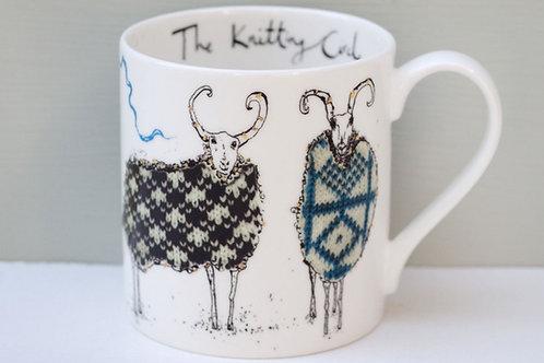 """""""The Knitting Circle"""" Mug"""