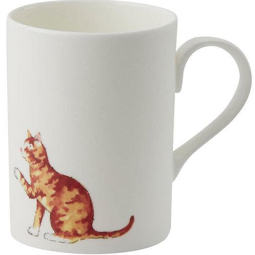 Roy Kirkham cat mug