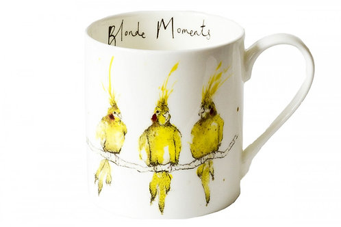"""Blonde Moments"" Mug"
