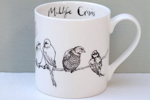 """""""Midlife Crisis"""" Mug"""